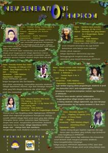 New Generations of HMPSKom 2013 Universitas Atma Jaya Yogyakarta